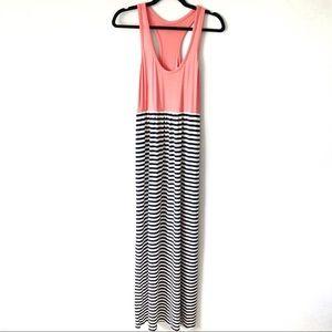 Ann Taylor LOFT Beach Maxi Dress